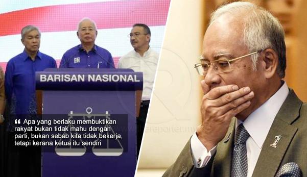 Gagal menang PRU14, Pemuda UMNO Terengganu dan BN Pulau Pinang desak Najib letak jawatan