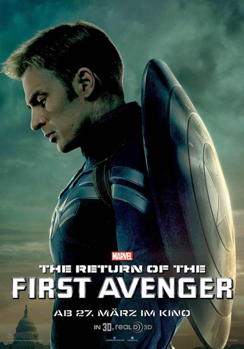the return of the first avenger
