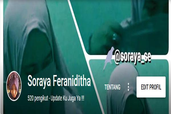 gambar profile wanita di google+ soraya feraniditha