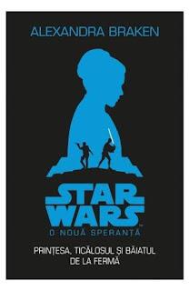 Asa arata vol I din Pachet Star Wars - 3 carti -se poate comanda online aici