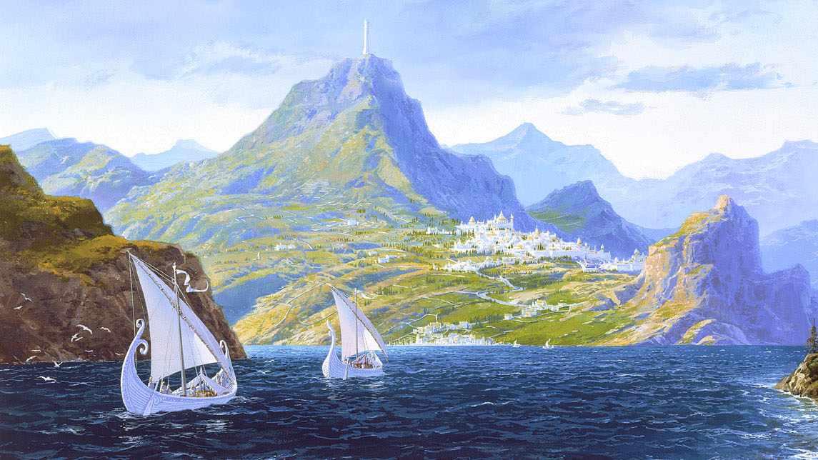 """Nie wszyscy odpłyniemy do Nieśmiertelnych Krain, czyli """"Silmarillion"""" J.R.R. Tolkiena"""