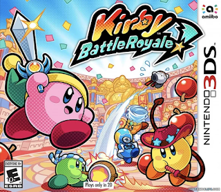 KIRBY BATTLE ROYALE cia 3ds