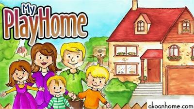 تحميل لعبة ماي بلاي هوم البيت