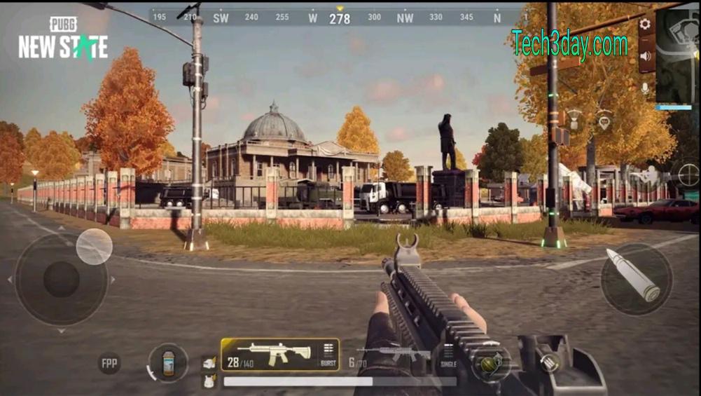 إصدار رائع للعبة PUBG الجديدة  PUBG: New State  لعبة Battle Royale تدور أحداثها في المستقبل