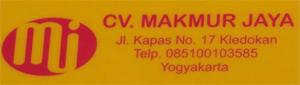 Lowongan Kerja CV Makmur Jaya Yogyakarta