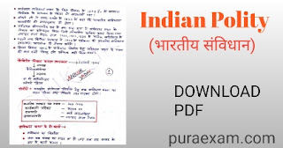 Indian polity notes pdf