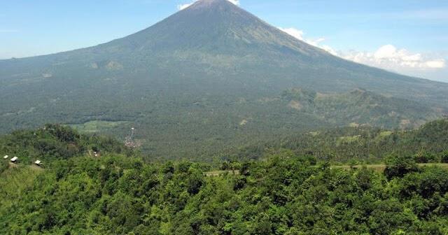 バリ島 - アグン山 [2] | ライブカメラ検索 カメ探
