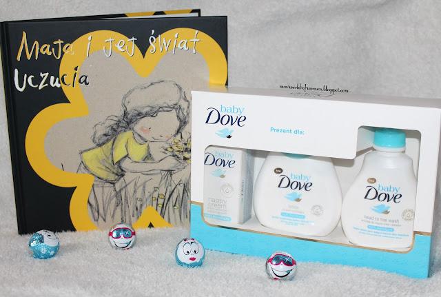 Baby Dove - pielęgnacja Od Pierwszych Dni Życia
