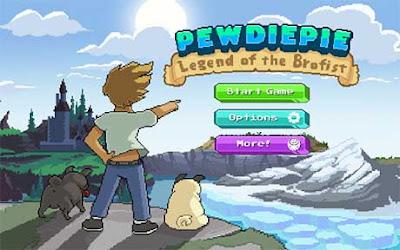 PewDiePie Legend of Brofist Mod Apk