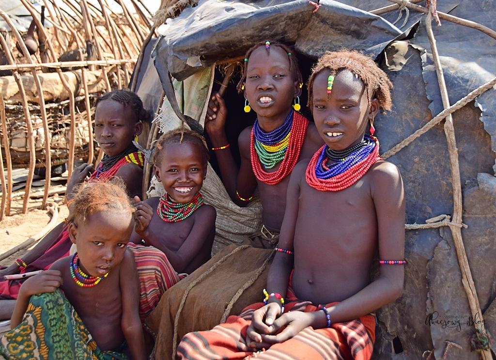 Podróż po Etiopii - część 18 - Odwiedzamy plemię Dassanech blisko granicy z Kenią i Sudanem Południowym.