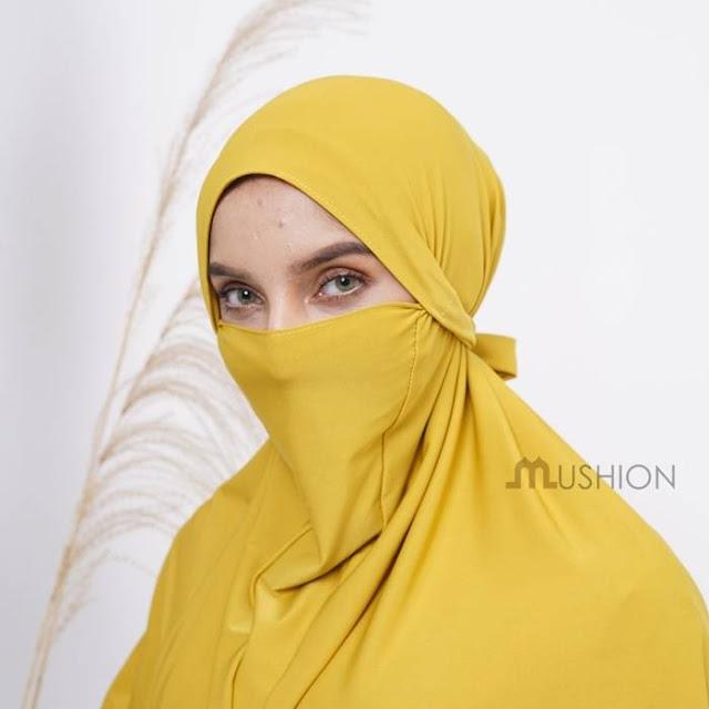 Jilbab Masker