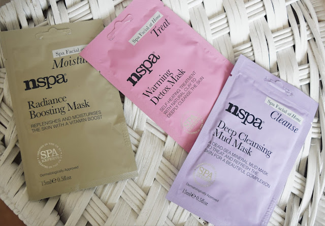 nspa face masks