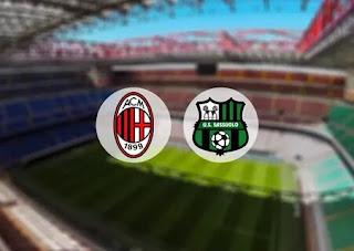 Милан - Сассуоло смотреть онлайн бесплатно 15 декабря 2019 прямая трансляция в 17:00 МСК.