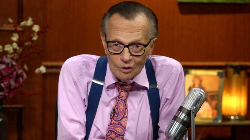 Fallece el famoso presentador #LarryKing a los 87 años