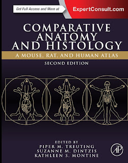 Comparative Anatomy and Histology A Mouse, Rat, and Human Atlas 2nd Edition