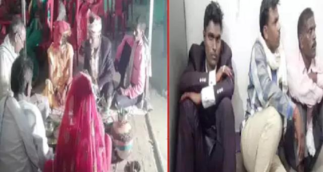 JABALPUR NEWS : शादी की रस्मों के बीच पुलिस ने दूल्हे को उठाया बारातीयों सहित लॉकअप में बिठाया