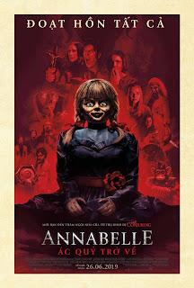 ANNABELLE: ÁC QUỶ TRỞ VỀ - Annabelle Comes Home (2019)
