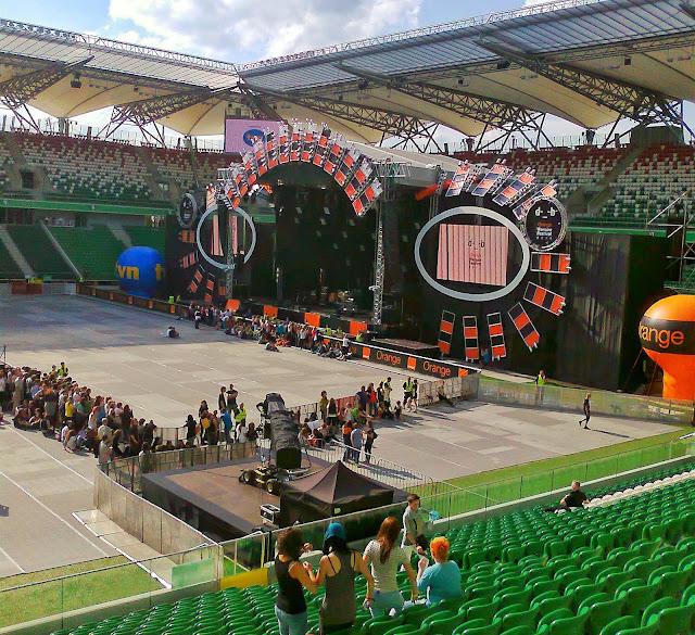 Podróże Muzyczne wspominają: Orange Warsaw Festival 2011