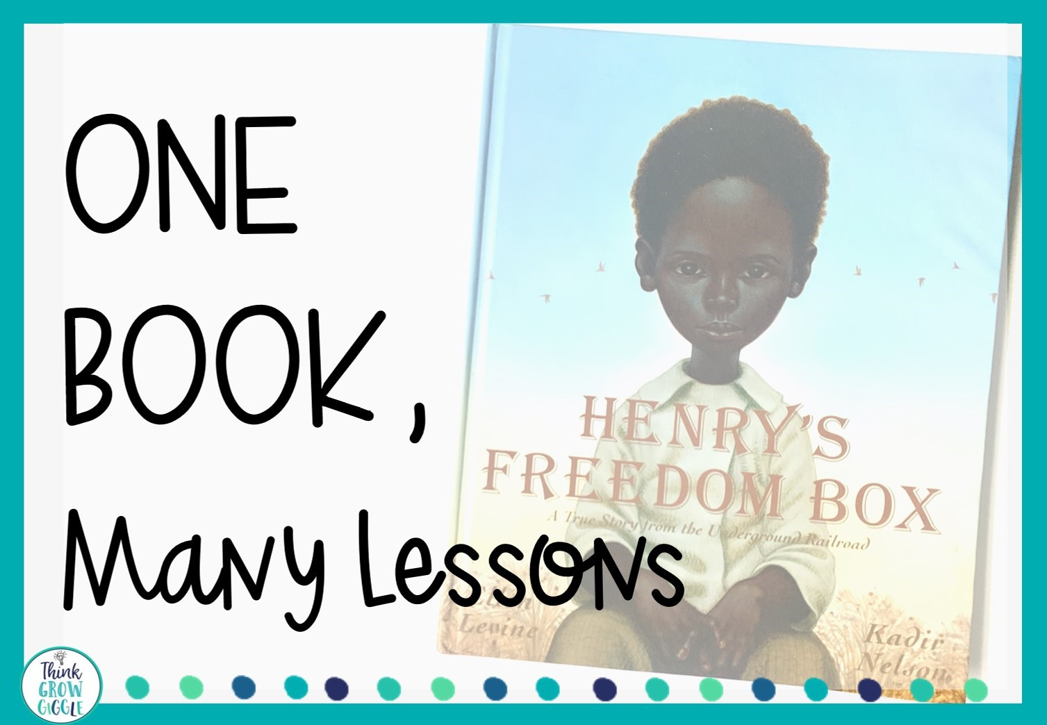 henry's freedom box lesson ideas