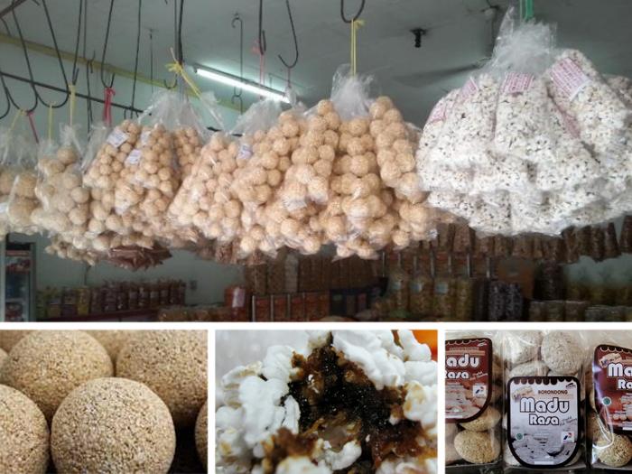 Borondong Makanan Khas Oleh Oleh Dari Ibun Bandung Selatan