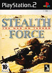 Stealth Force The War on Terror Ps2 ISO (Español) (MG-MF)