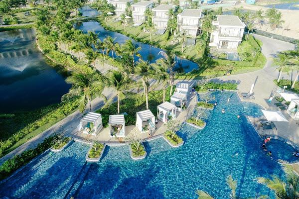 đẳng cấp thế giới với nhiều công trình đại dự án 5 sao điển hình như Melia Hồ Tràm