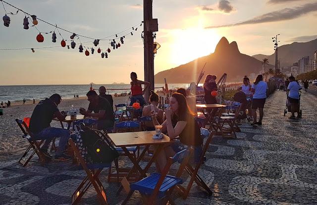 Blog Apaixonados por Viagens - Quiosque Geneal - Ipanema