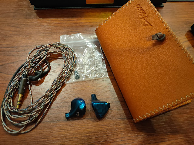ikko OH1S 高解析單鐵單動圈 入耳式監聽耳機,MMCX可換線耳機 - 9
