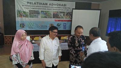 Pemprov Dorong Upaya Konservasi Harimau Sumatera