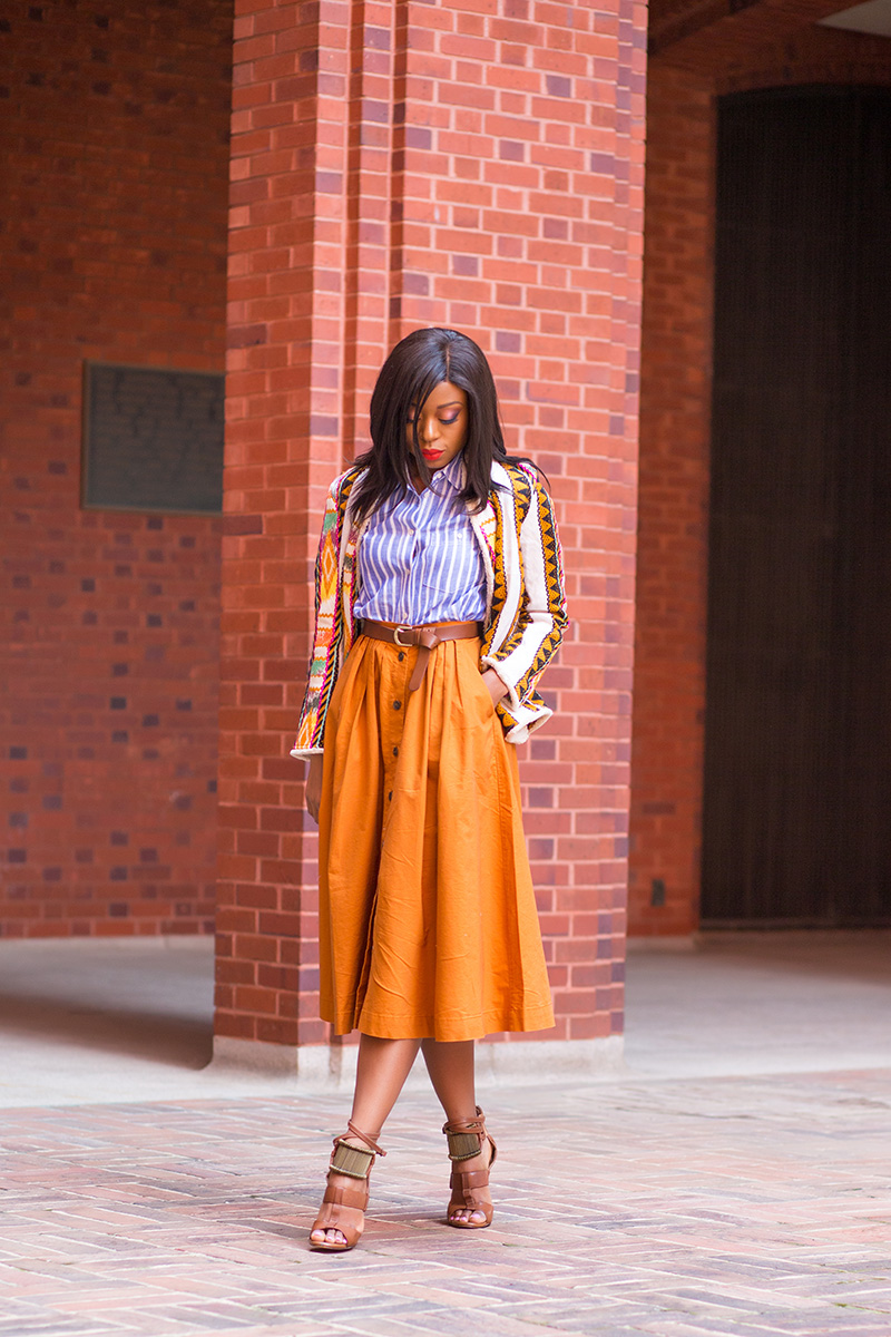 Mixing print and patterns, www.jadore-fashion.com