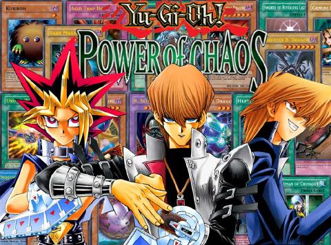 Yu Gi Oh : Power of Chaos