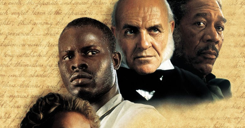 reaction to amistad movie United states v schooner amistad, 40 us (15 pet) 518 (1841), was a united states supreme court case resulting from the rebellion of africans on board the spanish schooner la amistad in 1839.