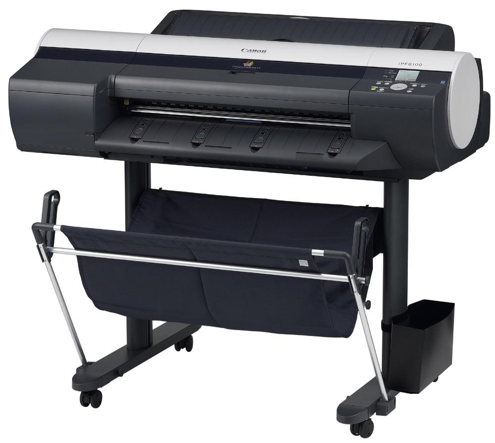 Canon ImagePROGRAF iPF6100 Printer Driver