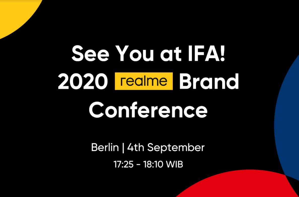 realme Luncurkan Strategi Produk Terbarunya di IFA 2020