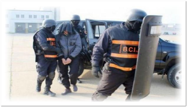تفكيك خلية ارهابية تنشط في أربع مدن مغربية