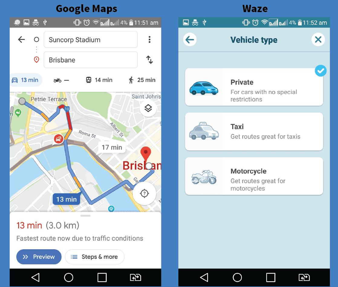 Google Maps Vs Waze Which Navigation App Is Best Sheikh Guide