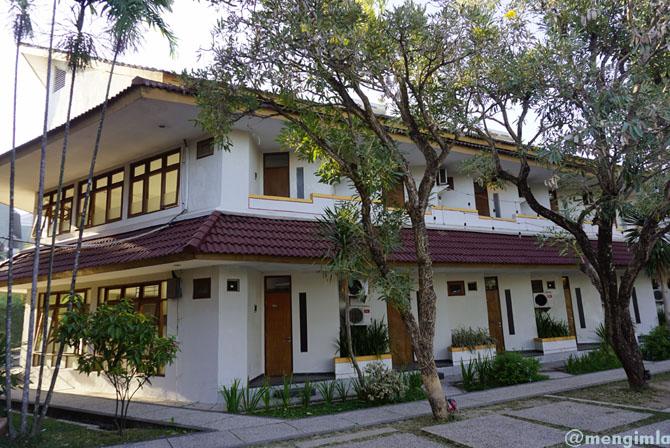 LPP Hotel, tempat satu kawasan dengan OYO Garden Hotel Jogja