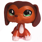 Littlest Pet Shop 3-pack Scenery Dachshund (#675) Pet