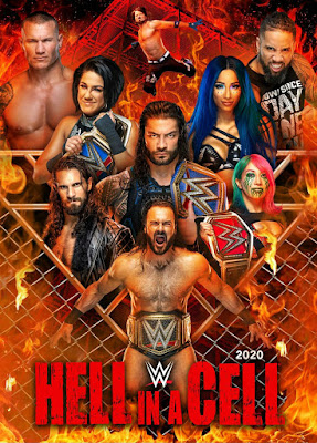 WWE Hell In A Cell 2020 PPV 720p | 480p WEBRip 1.4Gb | 700Mb x264