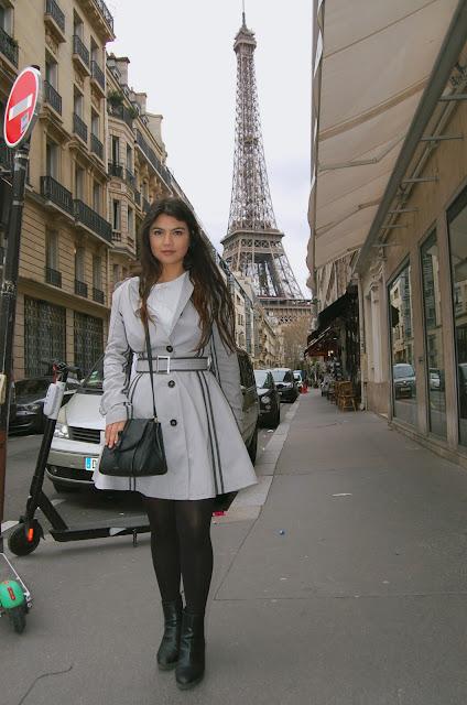 Paris, Champs Elysee, Fashion, Eiffel Tower