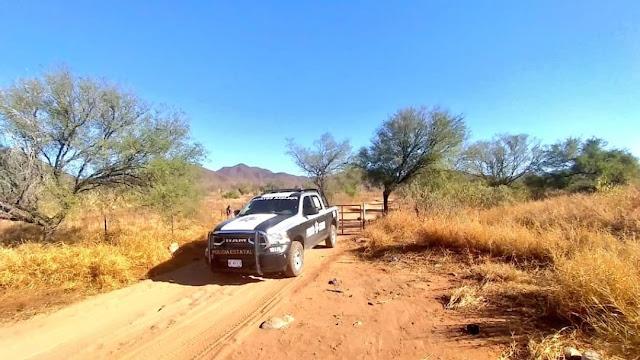 La Balacera en Magdalena de Kino, Sonora sucumbe tras enfrenntarse fuerzas del Cártel de Sinaloa vs El Cártel de Caborca