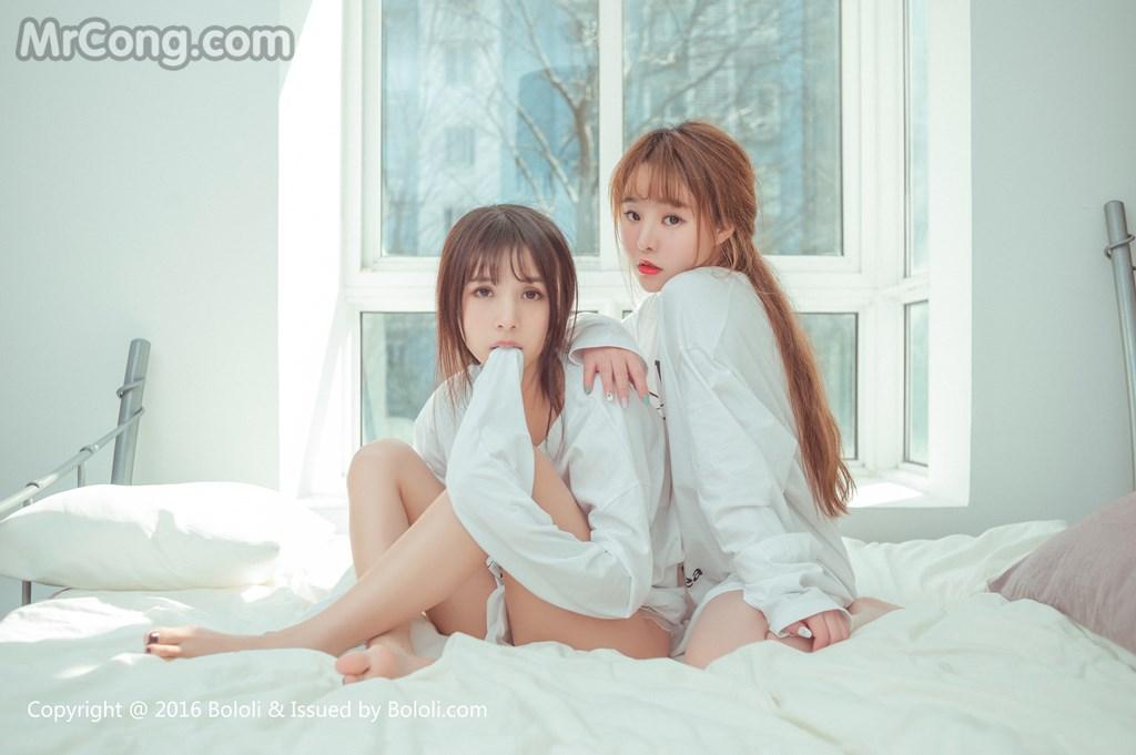 Image BoLoli-2017-04-07-Vol.042-Xia-Mei-Jiang-Liu-You-Qi-Sevenbaby-MrCong.com-004 in post BoLoli 2017-04-07 Vol.042: Người mẫu Xia Mei Jiang (夏美酱) và Liu You Qi Sevenbaby (柳侑绮Sevenbaby) (51 ảnh)