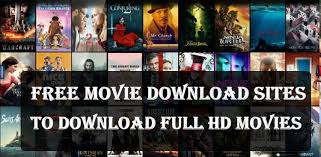Download Movies From Best Movie Sites