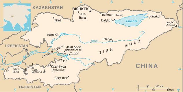 Ata Yurt - Kırgızistan