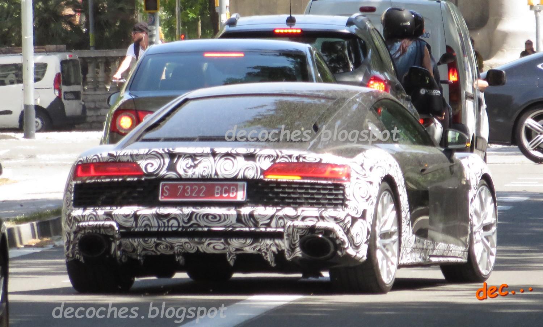 2019 Audi R8 Restyling 9