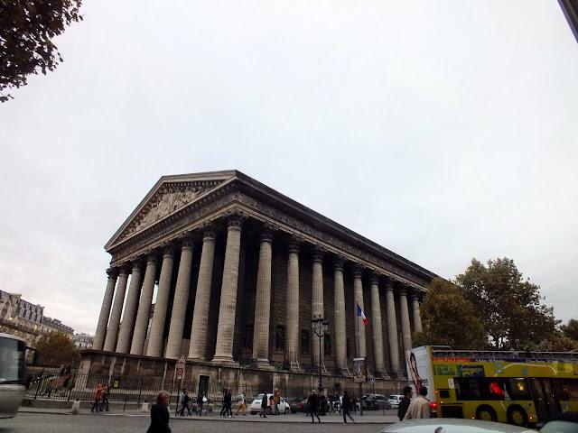 La madeline París