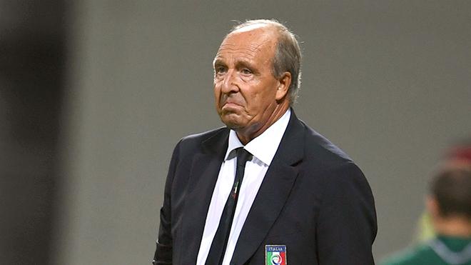 Huấn luyện viên đội tuyển Ý - Ông Giampiero Ventura