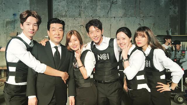 犯罪心理-線上看-戲劇簡介-人物介紹-tvN