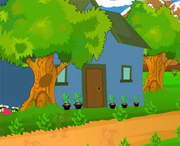 Juegos de Escape - Cheerful Forest Escape