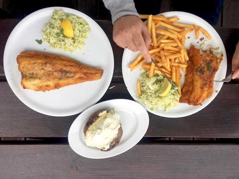 Bar Nadmorski, Bar Przystań, Dobra ryba, Gard, Gdańsk, Gdański Bowke, Gdynia, Gdzie na rybę, Gdzie zjeść, kuchnia, Nordic Kitchen, Podróże, przewodnik, Rewa, Ryba, Seafood Station, Sopot, Trójmiasto,